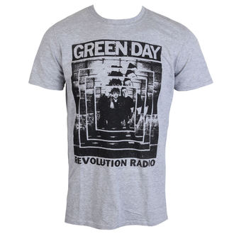 tricou stil metal bărbați Green Day - POWER SHOT - PLASTIC HEAD, PLASTIC HEAD, Green Day
