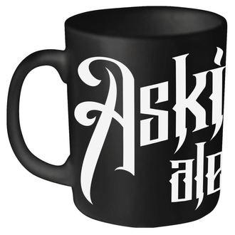 Cană ASKING ALEXANDRIA - SPADE SKULL - PLASTIC HEAD, PLASTIC HEAD, Asking Alexandria