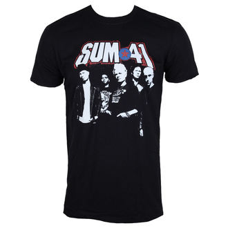 tricou stil metal bărbați Sum 41 - PHOTO PORTRAIT - PLASTIC HEAD, PLASTIC HEAD, Sum 41