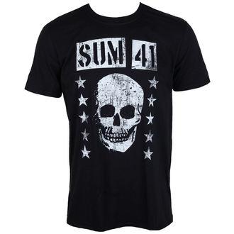 tricou stil metal bărbați Sum 41 - GRINNING SKULL - PLASTIC HEAD, PLASTIC HEAD, Sum 41