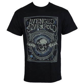 tricou stil metal bărbați Avenged Sevenfold - ORNATE DEATH BAT - PLASTIC HEAD, PLASTIC HEAD, Avenged Sevenfold