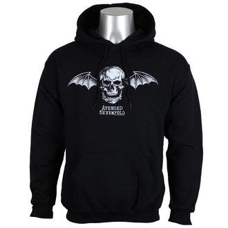 hanorac cu glugă bărbați Avenged Sevenfold - DEATH BAT LOGO - PLASTIC HEAD, PLASTIC HEAD, Avenged Sevenfold