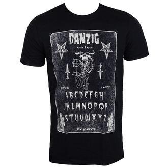tricou stil metal bărbați Danzig - OUIJA BOARD - PLASTIC HEAD, PLASTIC HEAD, Danzig
