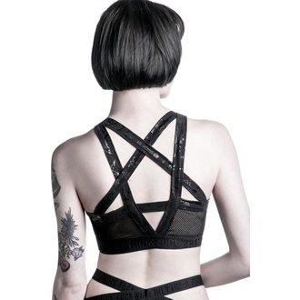 Sutien sport femei KILLSTAR - Curse Tina - Black, KILLSTAR