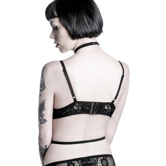 Sutien KILLSTAR - Bella Morte Parisian - Black, KILLSTAR
