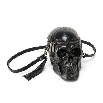 Poşetă (geantă de mână) KILLSTAR - Grave Digger Skull