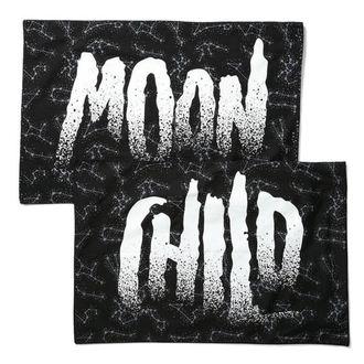 Faţă de pernă KILLSTAR - Moon Child - Black, KILLSTAR
