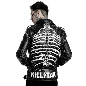 geacă de piele - Morgue Master - KILLSTAR