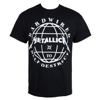 tricou stil metal bărbați Metallica - Hardwired Domination - NNM, NNM, Metallica