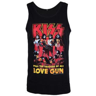 Maieu bărbați Kiss - Love Gun - LOW FREQUENCY, LOW FREQUENCY, Kiss