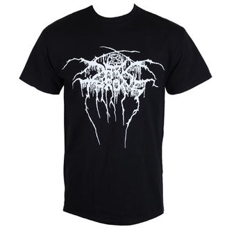 tricou stil metal bărbați Darkthrone - LOGO - RAZAMATAZ, RAZAMATAZ, Darkthrone