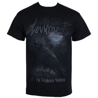 tricou stil metal bărbați Devilment - GIGGING THE GRAVE - RAZAMATAZ, RAZAMATAZ, Devilment