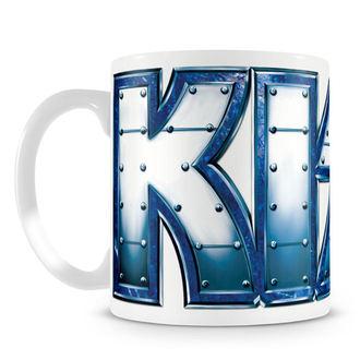 Cană KISS - Metal Logo - HYBRIS, HYBRIS, Kiss