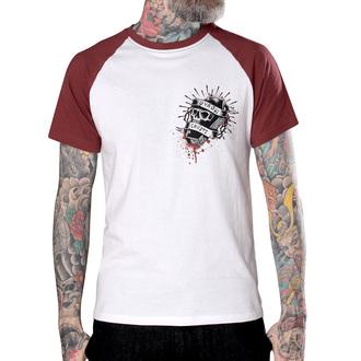 tricou hardcore bărbați - HOSTILE - HYRAW - HY225
