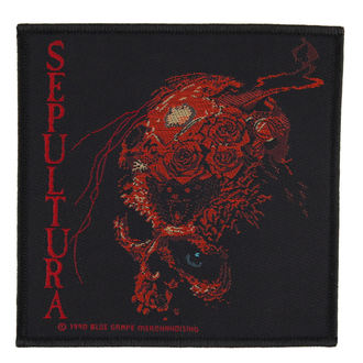 Petic SEPULTURA - BENEATH THE REMAINS - RAZAMATAZ, RAZAMATAZ, Sepultura