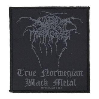 Petic DARKTHRONE - TRUE NORWEGIAN BLACK METAL - RAZAMATAZ, RAZAMATAZ, Darkthrone