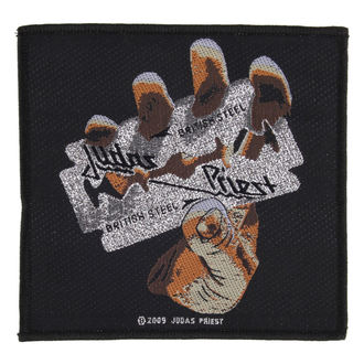 Petic JUDAS PRIEST - BRITISH STEEL - RAZAMATAZ, RAZAMATAZ, Judas Priest