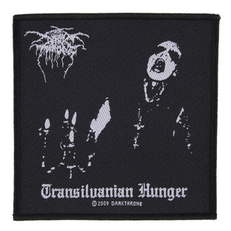 Petic DARKTHRONE - TRANSILVANIAN HUNGER - RAZAMATAZ, RAZAMATAZ, Darkthrone