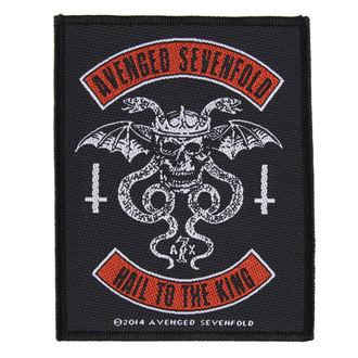 Petic AVENGED SEVENFOLD - BIKER - RAZAMATAZ, RAZAMATAZ, Avenged Sevenfold