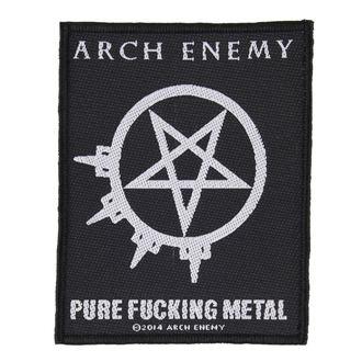 Petic ARCH ENEMY - PURE FUCKING METAL - RAZAMATAZ, RAZAMATAZ, Arch Enemy