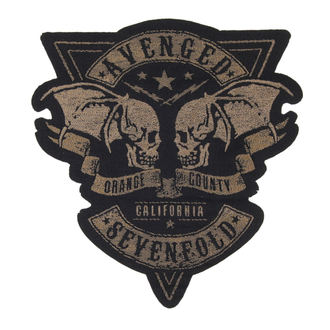 Petic AVENGED SEVENFOLD - ORANGE COUNTY CUT OUT - RAZAMATAZ, RAZAMATAZ, Avenged Sevenfold