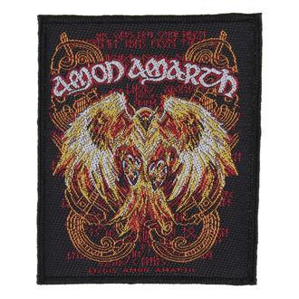 Petic AMON AMARTH - PHOENIX - RAZAMATAZ, RAZAMATAZ, Amon Amarth