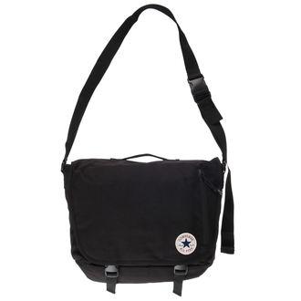 Poşetă (geantă de mână) CONVERSE - Poly Messenger - BLACK, CONVERSE