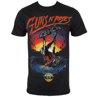 Tricou bărbaţi Guns N' Roses - SKATE NODATE - BRAVADO, BRAVADO, Guns N' Roses
