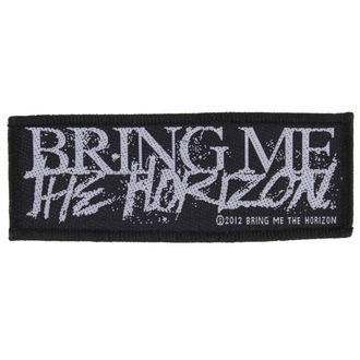 Petic BRING ME THE HORIZON - HORROR LOGO - RAZAMATAZ, RAZAMATAZ, Bring Me The Horizon