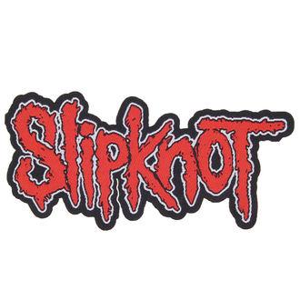 Petic SLIPKNOT - LOGO CUT-OUT - RAZAMATAZ, RAZAMATAZ, Slipknot