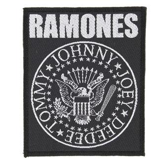 Petic RAMONES - CLASSIC SEAL - RAZAMATAZ, RAZAMATAZ, Ramones
