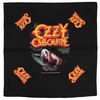 Eşarfă OZZY OSBOURNE - BARK AT THE MOON - RAZAMATAZ, RAZAMATAZ, Ozzy Osbourne