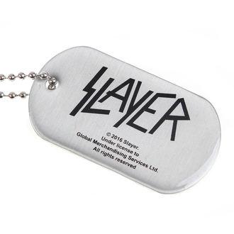 Guler (medalion câine) SLAYER - WEHRMACHT SKULL - RAZAMATAZ, RAZAMATAZ, Slayer
