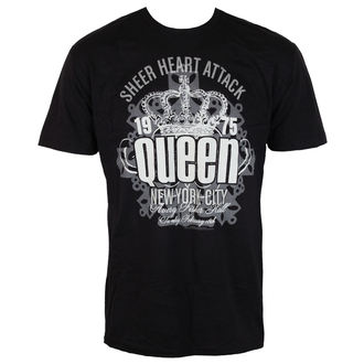 tricou stil metal bărbați Queen - SHEER HEART ATTACK - BRAVADO, BRAVADO, Queen
