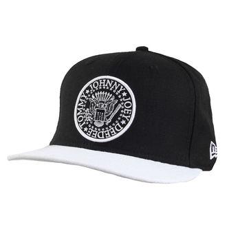 Şapcă RAMONES - SEAL - BLK / WHT - BRAVADO, BRAVADO, Ramones