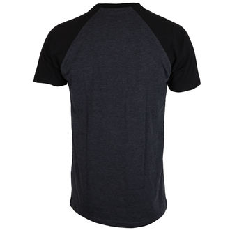 tricou stil metal bărbați Grave Digger - Charcoal/Black - NNM, NNM, Grave Digger