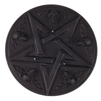 Lumânare Pentagram - Black Matt