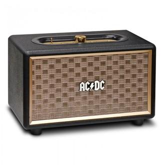 Difuzor AC / DC - CLASSIC CL2 VINTAGE PORTABLE BLUETOOTH SPEAKER - NEGRU, AC-DC