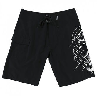 Pantaloni scurți bărbaţi ( pantaloni scurți de înot) METAL MULISHA - DIRECT - BLK, METAL MULISHA