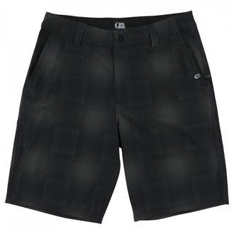 Pantaloni scurti bărbaţi (pantaloni scurți de înot) METAL MULISHA - LUNATIC HYBRID - BLK, METAL MULISHA