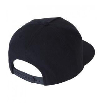 Şapcă bărbați METAL MULISHA - GREASE BLK, METAL MULISHA