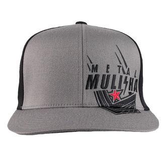 Şapcă bărbați METAL MULISHA - LOCKED - BLK, METAL MULISHA