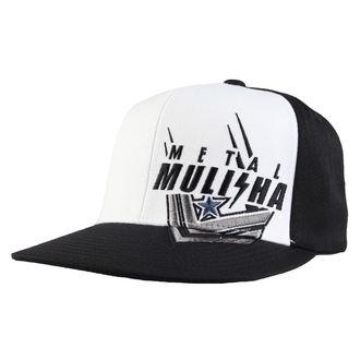 Şapcă bărbați METAL MULISHA - LOCKED - BLW, METAL MULISHA
