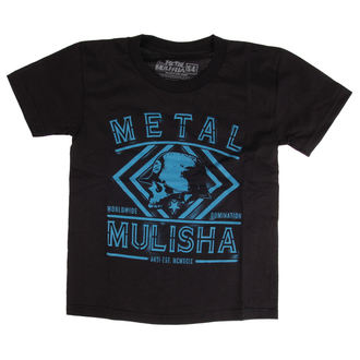 tricou de stradă bărbați copii - DUST - METAL MULISHA, METAL MULISHA