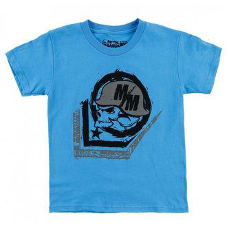 tricou de stradă bărbați copii - SCALE - METAL MULISHA, METAL MULISHA