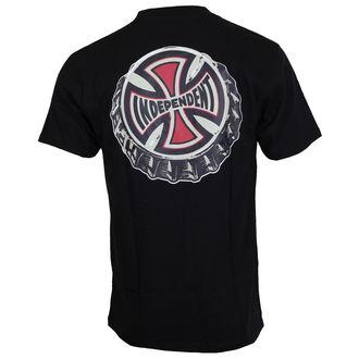 tricou de stradă bărbați - Only Choice Black - INDEPENDENT, INDEPENDENT