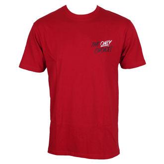 tricou de stradă bărbați - Only Choice Cardinal Red - INDEPENDENT, INDEPENDENT