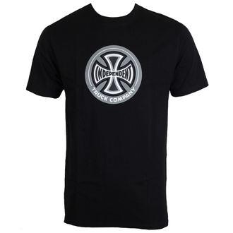tricou de stradă bărbați - 88 TC Black - INDEPENDENT, INDEPENDENT