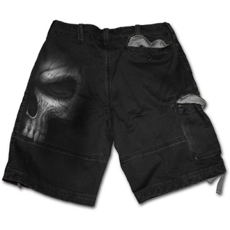 Pantaloni scurți bărbați SPIRAL - SHADOW MASTER - Black, SPIRAL