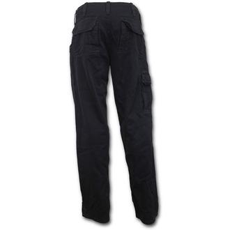 Pantaloni bărbați SPIRAL - TRIBAL CHAIN - Negru, SPIRAL